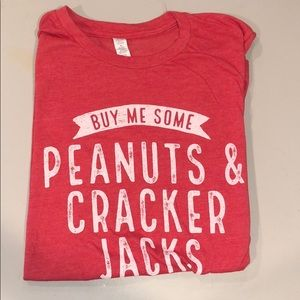 Buy Me Some Peanuts and Cracker Jacks Tee